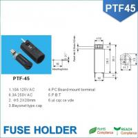 Quality PCB Mount Glass Fuse Holders for sale