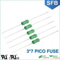 Quality SFB 2.4*7.0mm Fast-Acting Subminiature Fuse for sale