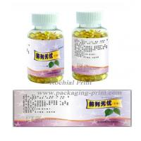 Buy cheap Medicine bottle label from wholesalers