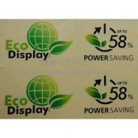 Buy cheap Transparent label printing from wholesalers
