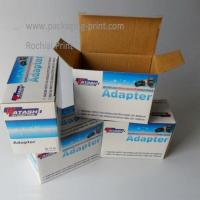 Buy cheap Corrugated E-flute box from wholesalers
