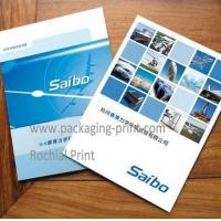Buy cheap Presentation booklet printing from wholesalers