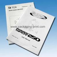 Buy cheap Manual book from wholesalers