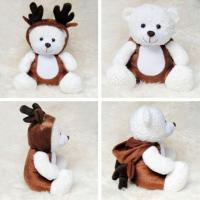 PT3149Achristmas toy - teddy bear