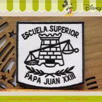 Buy cheap Manufacturers selling high quality brand embroidery badges iron on from wholesalers