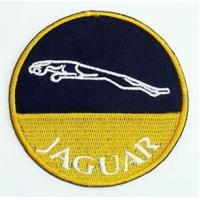 Buy cheap Customized embroidery patches with iron on, Factory outlet from wholesalers