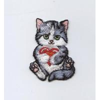 Buy cheap Lovely Car Iron-on Embroidery patches, Factory Outlet and Customized Design from wholesalers