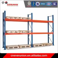 Quality 4 layers warehouse rack/pallet rack/shelf for storage for sale