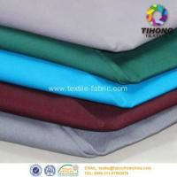 Quality Poly cotton dye overalls workwear fabric for sale