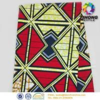 Buy cheap African Print Fabric 100% Cotton Hitarget Wax Prints Picture from wholesalers