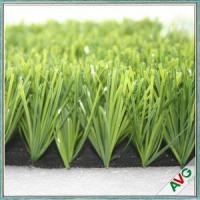 Quality Waterproof Strict Football FIFA Standard Artificial Turf Grass With High Wear Resistance for sale