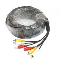 Buy cheap DC RCA extension cable for cameras from wholesalers