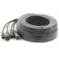 Buy cheap CCTV Camera Cable with DC+BNC 30 Meters from wholesalers