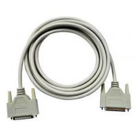 Buy cheap DB25P Male to Female Computer Cable from wholesalers