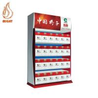 China Display Stands Custom Cigarette Display For Sale with pusher system on sale