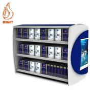 Buy cheap Display Stands Acrylic Cigarette Display for Indoor Advertising and Promotion in Supermarkets from wholesalers