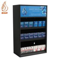 Buy cheap Display Stands Metal Cigarette Display With Pusher from wholesalers