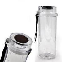 China Newest product PC simple hydration bottle with cover 650ml on sale