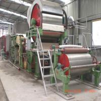 Quality 1880 tissue paper making machine for sale