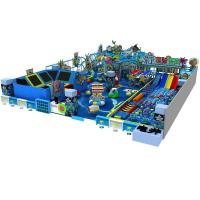 Quality Ocean theme High quality Residential indoor playground equipment for sale