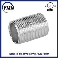 Buy cheap Zinc Plated Steel All Thread Nipple from wholesalers