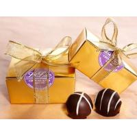 Buy cheap Gift Boxes Truffle Favor Boxes from Wholesalers