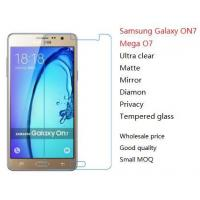 China Samsung Tempered glass screen protector film for Samsung Galaxy Mega ON7 / O7 / G6000 on sale