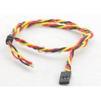 Quality Wires for RC products JR twist male servo wire for sale