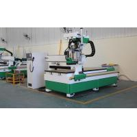 Buy cheap Two-process CNC Machining Center with Gang Drill, M6 from wholesalers
