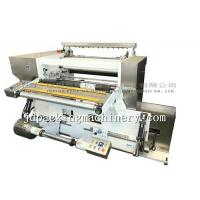 Quality Slitting Machine Cigarette Pack Tipping Paper Slitter Rewinder for sale