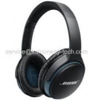 China Bose SoundLink Around-Ear Wireless Bluetooth Headphones For iPhone iPod iPad black on sale
