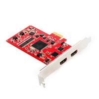 China HDMI Output & HDMI Input Blu-ray HD Video PS3 Capture PCI-E Card grabber Converter on sale