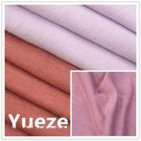 Buy cheap single jersey fabric High quality 100 cotton fabric for t-shirt from wholesalers