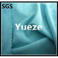 Buy cheap single jersey fabric Eco-friendly bamboo fabric for T-shirt from wholesalers