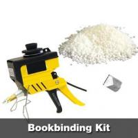 Quality Hot Melt Glue Guns Bookbinding Hot Glue Kit for sale