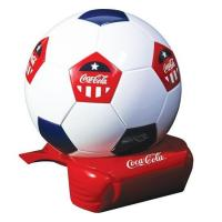 Quality Coca-Cola Soccer Ball Cooler for sale