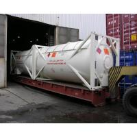 Quality ISO tank container for Petrol and Disel Milk for sale