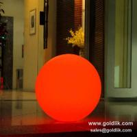 Quality Floating LED Pool Ball With LED Music Function for sale