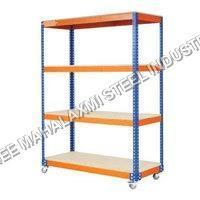 Quality Movable Shelving Rack Product Code023 for sale