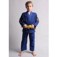 Quality Blue Vulkan Pro Light Kids Jiu Jitsu Gi for sale
