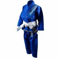 Quality Hayabusa Yuushi 2016 Kids Jiu Jitsu Gi (Belt Included) - Blue for sale