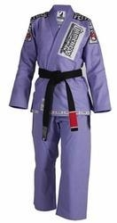 Buy Gameness Female Feather Kimono- Violet at wholesale prices