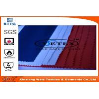 Buy cheap Safety clothing Low formaldehyde 100% cotton FR fabric used for safety uniform from wholesalers