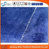 Buy cheap FR clothing Ysetex 400gsm 100 Cotton Fire Resistant Denim Fabric For Fr Jeans Workwear from wholesalers