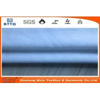 Buy cheap 100% cotton FR fabric for protective workwear from wholesalers