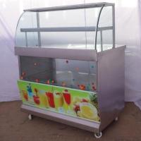 Quality Juice Display Counter for sale