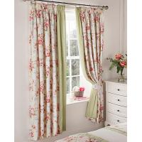 Buy cheap Curtain Printing Floral Curtain from Wholesalers
