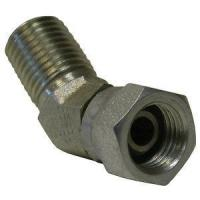 """Quality 1/4"""" NPT Male Female 45 Degree Swivel - Replaces Diamond 875220344 for sale"""