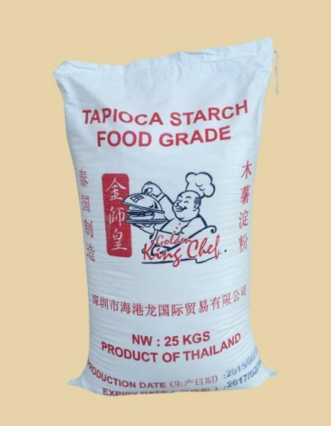 Buy Golden King Chef Brand Native Tapioca Starch at wholesale prices