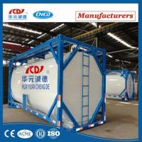Quality 20ft Iso Tank Container Price For Sale for sale